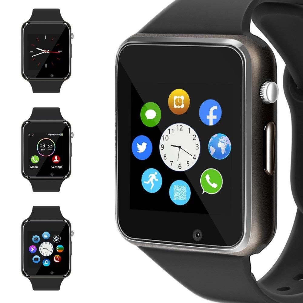 WJPILIS Touchscreen Bluetooth Smartwatch Compatible