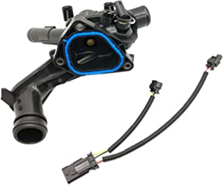 Thermostat Housing with Adapter for MINI Cooper S Clubman Countryman JCW