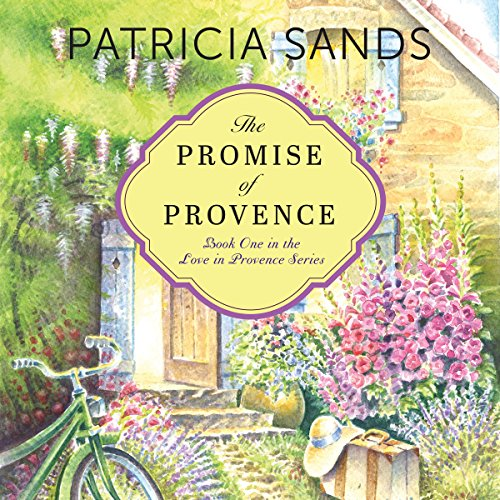 The Promise of Provence audiobook cover art