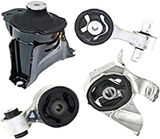 4 PC Motor Mount Kit - Coupe ONLY for Honda Civic (SI) 06-11 2.0L