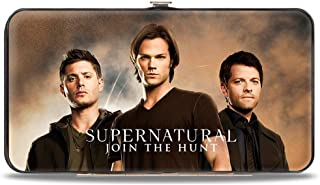 Hinge Wallet - Supernatural