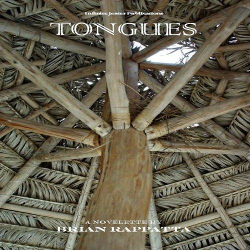 Tongues audiobook cover art