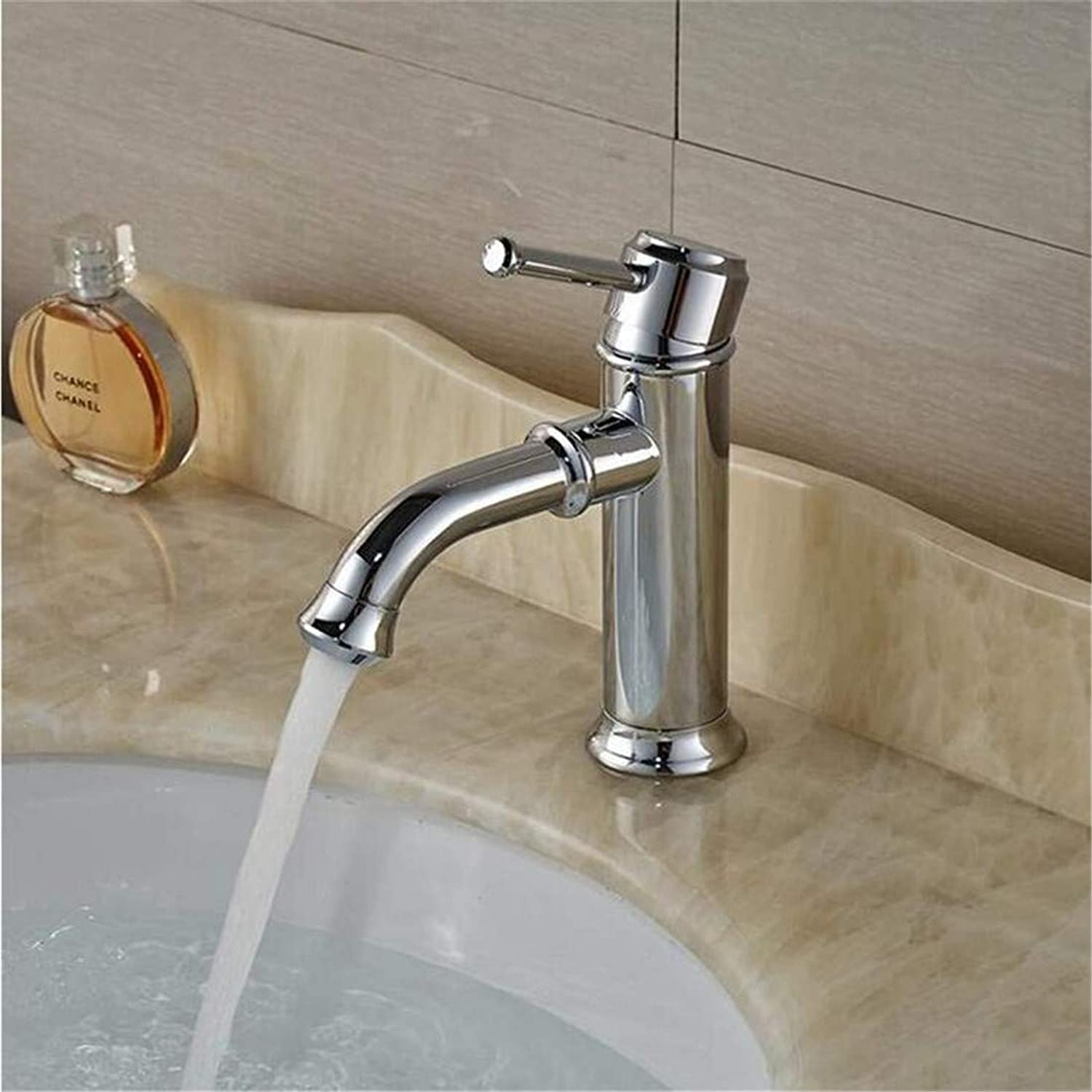 Kitchen Bath Basin Sink Bathroom Taps Washbasin Mixer Bathroom Faucet Single Handle Hot Cold Water Mixer Ctzl2071