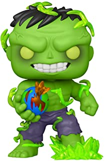 Pop! Heroes Super Marvel: The Immortal Hulk - Figura de vinilo de lujo (6.0 pulgadas)
