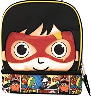 Ryan's World Red Titan Lunchbox Lunch Bag
