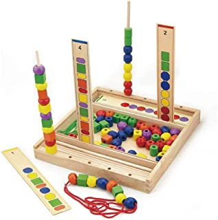 Beads Sequence-Wooden Educational Toys