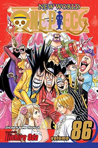 One Piece 86: New World [Lingua Inglese]: Emperor Assassination Plan