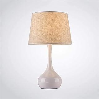 Lampes de Bureau Nordique Moderne Minimaliste Lampe de Table en Fer forgé Lampe de Chevet Salon étude Bureau Chambre décor...