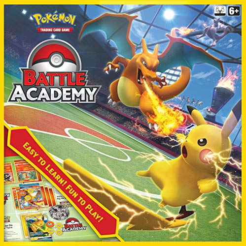 Pokémon POK80789 TCG: Battle Academy