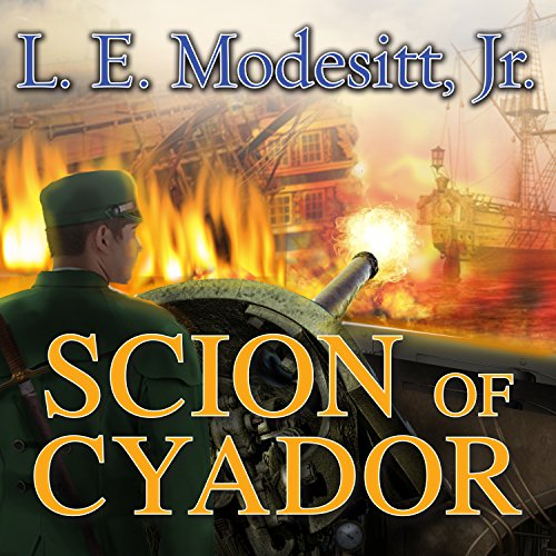 Scion of Cyador audiobook cover art
