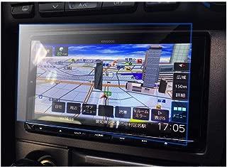 「2枚入り」7インチ KENWOOD 彩速ナビ MDV-M906HD カーナビフィルム 液晶画面フィルム 保護シート 傷防止 汚れ防止