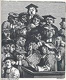 Spiffing Prints William Hogarth - Studenten bei der