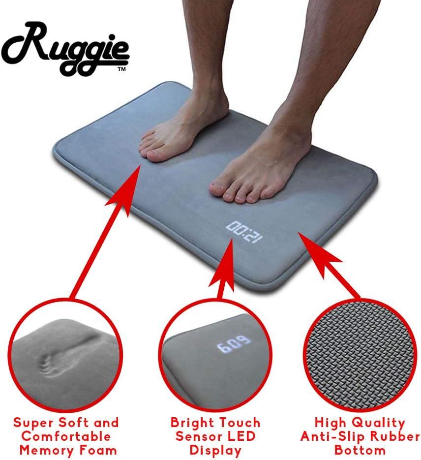 Ruggie Pressure Sensor Alarm Clock India Review 2021 Best Floor Alarms