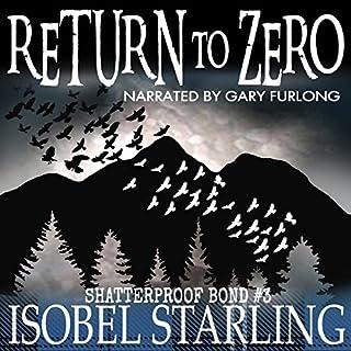 Return to Zero audiobook cover art