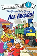 The Berenstain Bears: All Aboard! (I Can Read Level 1) Kindle Edition