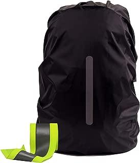 OOKOO Waterproof & Reflective Backpack Cover