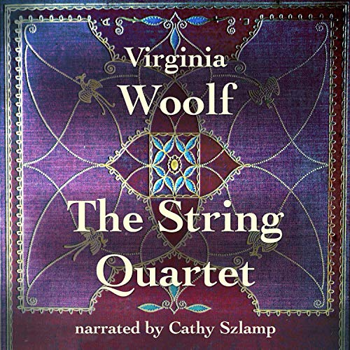 The String Quartet audiobook cover art