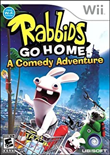 Best rabbids go home computer game Reviews