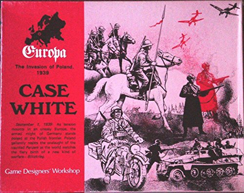 GDW: Case White, the Invasion of Poland, 2nd Edition