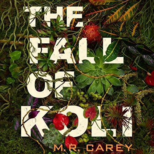The Fall of Koli audiobook cover art