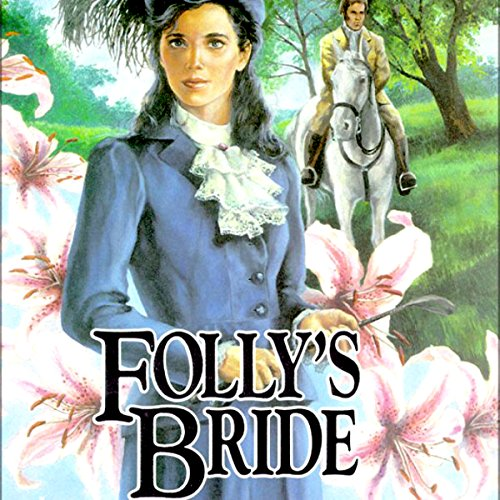 Folly's Bride audiobook cover art