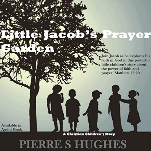 Little Jacob's Prayer Garden audiobook cover art