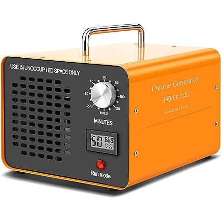 オゾン発生器10000mg 空気清浄機 工業用オゾン発生器 O3脱臭機 業務オゾン発生器 滅菌消臭 家庭、車、部屋、ホテル、農場用の脱臭装置