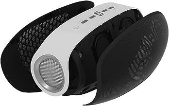 Damson MEGRBK - Rejillas metálicas para Damson Vulcan y Damson Oyster Altavoz Bluetooth, color Negro