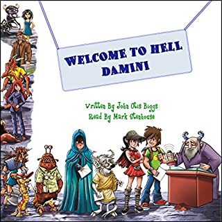 Welcome to Hell Damini Titelbild