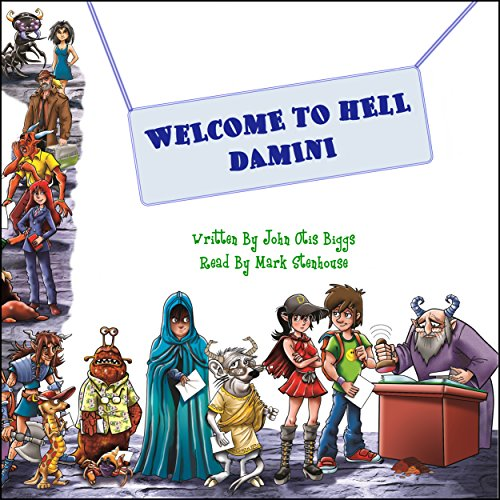 Welcome to Hell Damini cover art