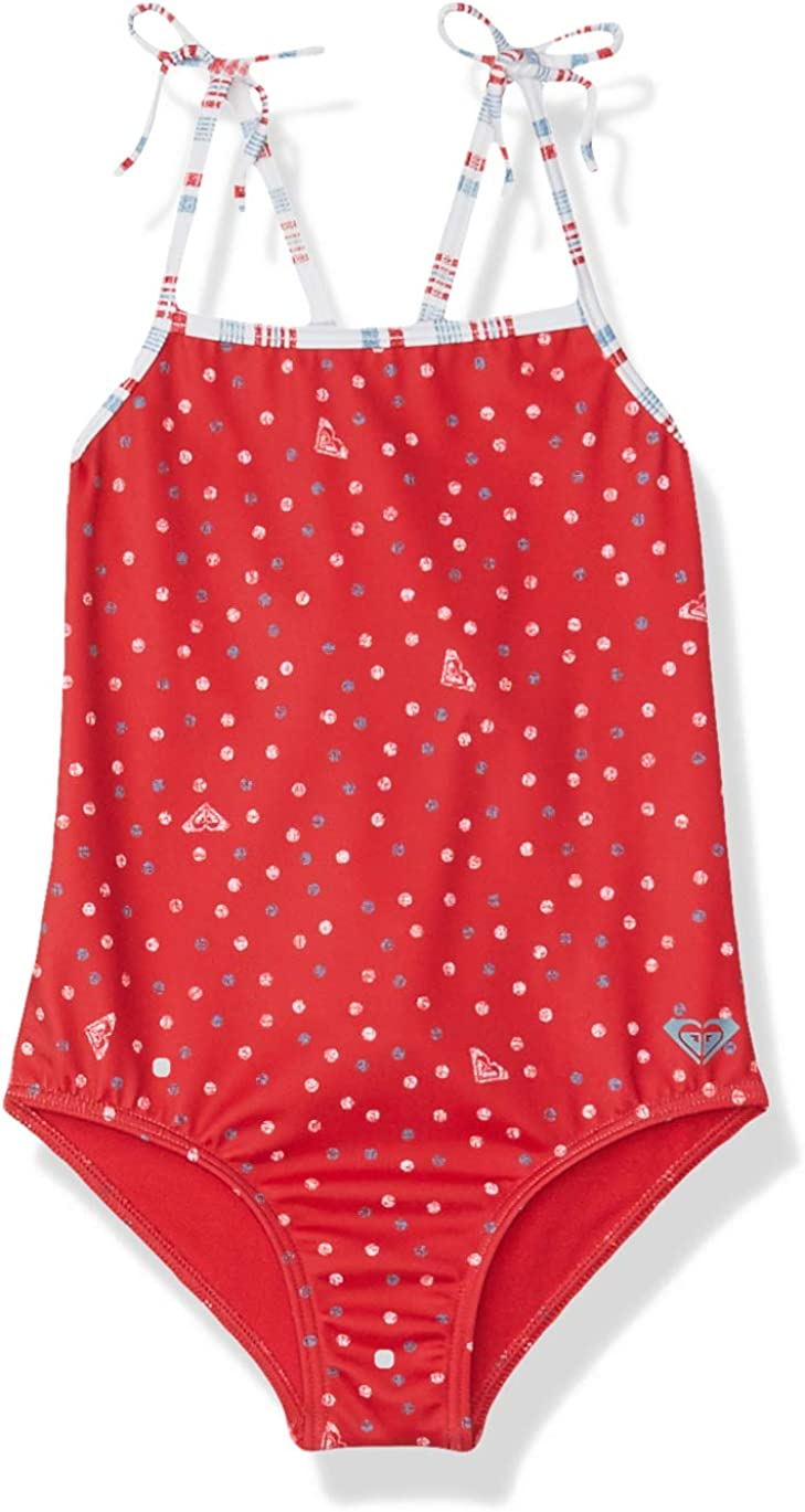 Roxy Girls' Lake Max Popular shop is the lowest price challenge 83% OFF of One Swimsuit Piece Stars