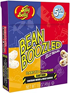 Jelly Belly Bean Boozled 5th Edition Box, 1.6 ounces (Pack of 12)