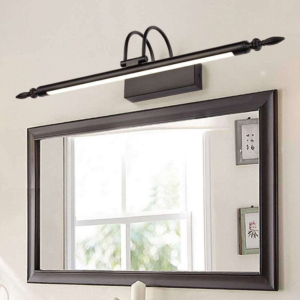 Modern Retro Over item handling ☆ Ranking TOP6 LED Bathroom Vanity Lights - Bracket Adjustable Bat