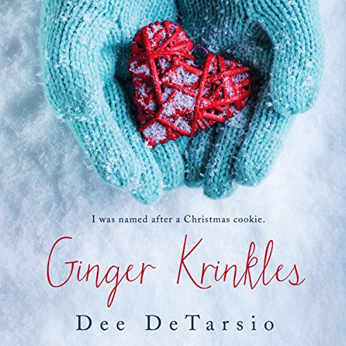 Ginger Krinkles audiobook cover art