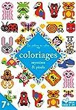 Coloriages - Mystères et pixels