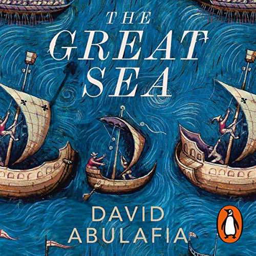 Couverture de The Great Sea