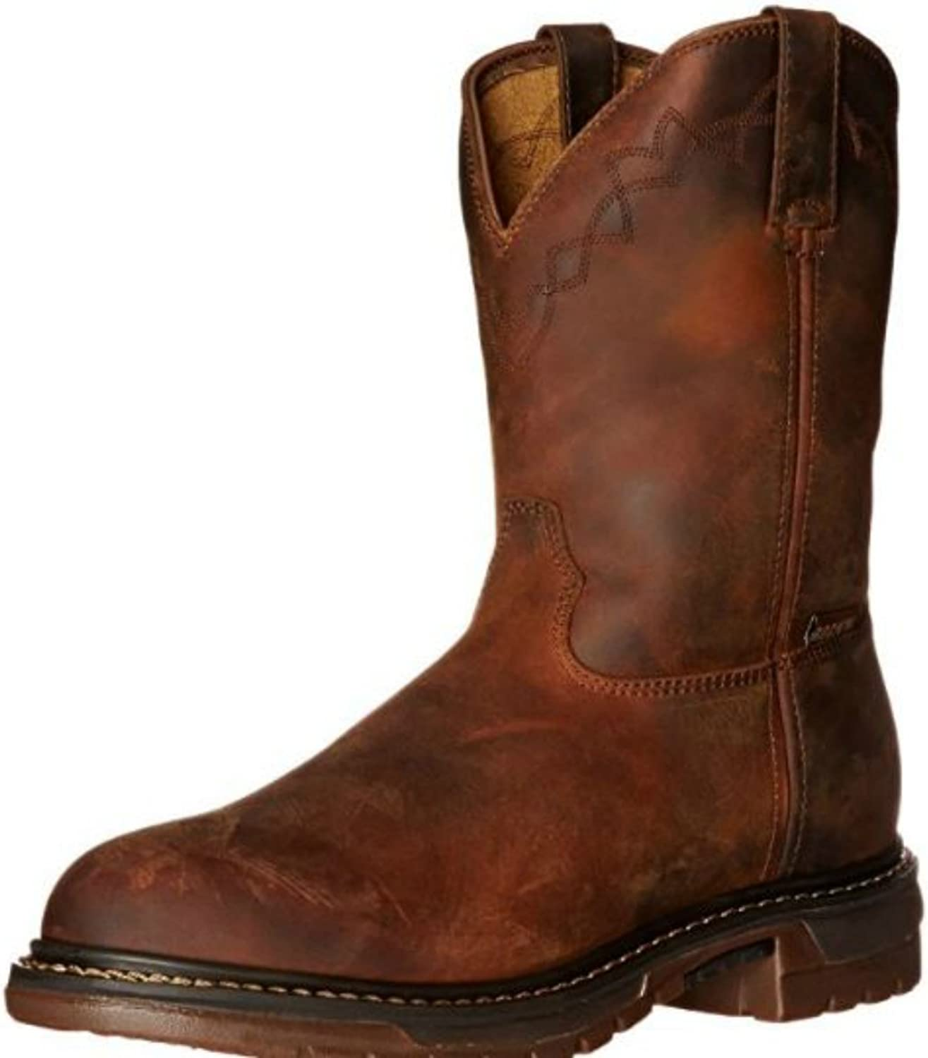 Rocky Men's 11  Original Ride Pull-On Waterproof Western Boot-RKYW039