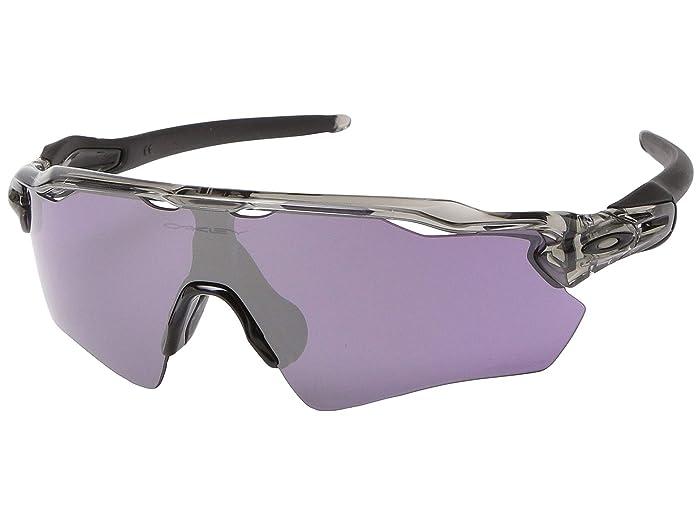 Oakley Radar EV Path (Grey Ink) Fashion Sunglasses
