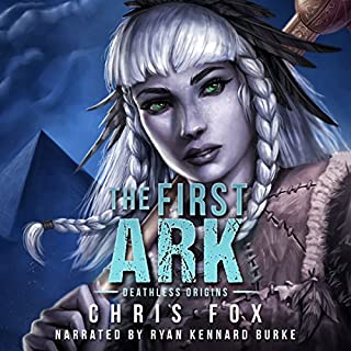 The First Ark: Deathless Prequel audiobook cover art