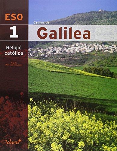 Camins De Galilea 1. Religió Catòlica - 9788468232133