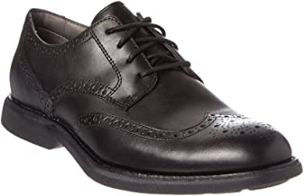 Sperry Top-Sider Men's Gold Cup Bellingham Wingtip with ASV,Black Leather,US 7 M