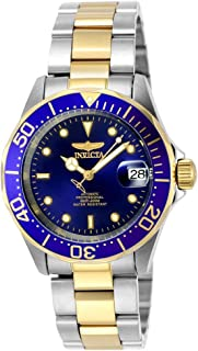 Men's 8928 Pro Diver Collection Two-Tone Stainless Steel Automatic Watch