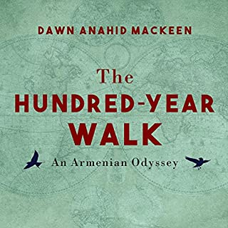 The Hundred-Year Walk audiobook cover art