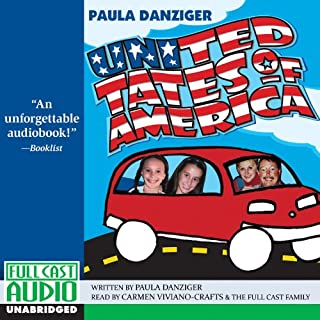 United Tates of America     The Story and the Scrapbook              By:                                                                                                                                 Paula Danziger                               Narrated by:                                                                                                                                 A Full Cast,                                                                                        Featuring Paula Danziger as Ms.Lipschitz                      Length: 3 hrs and 11 mins     4 ratings     Overall 3.8