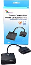 Brook Super Converter Adapter Compatible for PS3/PS4 to PS2 Controller Adapter use PS3/PS4 Gamepad or Arcade Stick on PS2