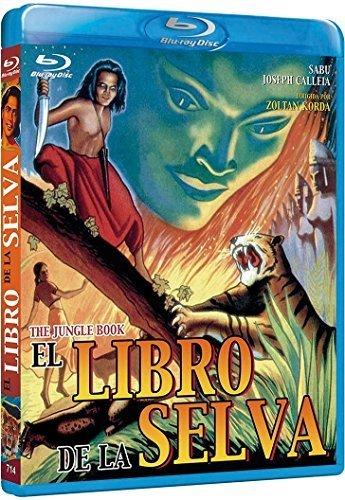 Il libro della giungla / Jungle Book [ Origine Spagnolo, Nessuna Lingua Italiana ] (Blu-Ray)