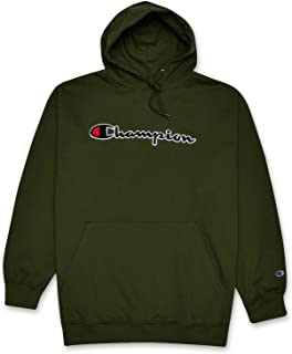 Champion Hoodie Men Big & Tall Embroidered Pullover Champion Hoodies Sweatshirt