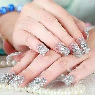 Best full rhinestone nails Reviews