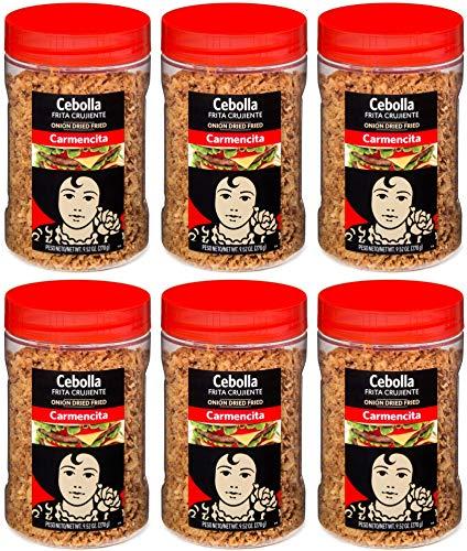 Carmencita Cebolla Frita 270 gr. - [Pack 6]