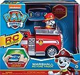 Paw Patrol - 6054195 - Jeu enfant - Véhicule RC Marcus - La Pat' Patrouille